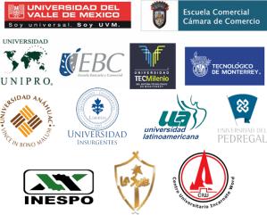 Logos-universidades
