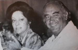 José López Portillo y Carmen Romano de López Portillo Imagen de: almomento.mx