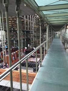 Biblioteca Vasconcelos. Imagen de: Miguel.